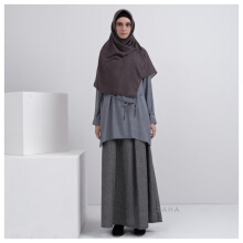 ZAHA INDONESIA Basic Wide Pants