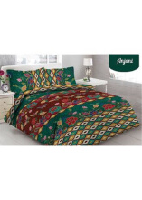 Sprei Bantal 2 Vito Disperse 180x200cm Anjani - Green
