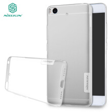 NILLKIN Natural Series TPU Transparent Protective Cover Case for Xiaomi 5S White