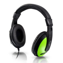 BESSKY Kubite T-155 Surround Stereo Gaming Headset Headband Headphone USB 3.5mm LED with Mic for PC_