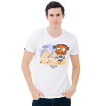 3SECOND Men Tshirt 0101 T01011812 - White