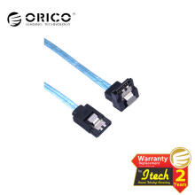 ORICO CPD-7P6G-BW902S 2 Pack SATA III Cable with Locking Latch,6 Gbps