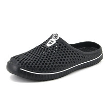 Big Size Unisex Hollow Out Outdoor Slippers Breathable Slip-on Beach Slipper shoes