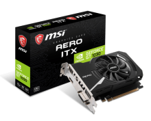 MSI GeForce GT1030 2GB DDR5 - AERO ITX 2G OC Nvidia