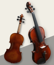 M&T 4/4 The Violin of the Beginner for Adult and Children V401 Red