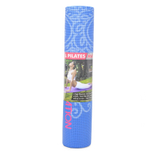 Corenation Active Yogamat Blue Paisley - One size Blue