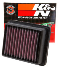 K&N Replacement Filter KTM DUKE 200 125 390 KT-1211