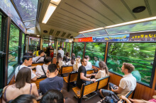 Tiket Masuk Hongkong Peak Tram Return (Child)