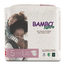BAMBO NATURE Dream Popok Tape XL - 27