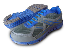 RECORD Marshal Men Running Shoes Grey Blue