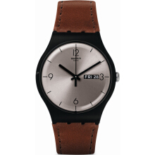 Swatch SUOB721 Lonely Desert Brown Black
