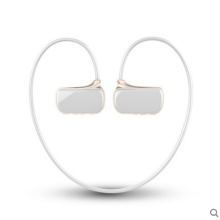 Ins AI P100 Wireless Bass Sports Running Fitness Bluetooth headset For Apple Android phones and IPAD -White
