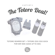 Hey Baby The Totoro Deal