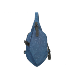 Ins I-0212 Leisure shoulder&riding bag(Big Size 20*8*29CM)-Blue