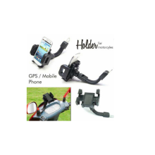 PITSTOP Motorcycle Mobile Holder
