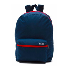 VANS Mn Packable Oldskool Dress Blu - Dress Blues/Racing Red [One Size] VN0A2YSYJCG