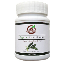 Houseoforganix Kale Powder - 50 Gr