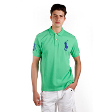 POLO RALPH LAUREN - Lacoste Mesh Polo Shirt Tiller Green Men