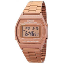 Casio B640WC-5A Brown - Jam Tangan Wanita