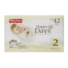 FISHER PRICE Popok Happy Days [Size 2 - 42]