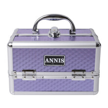 ANNIS Make Up Box 805 - Ungu - Kotak Kecil