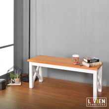 Kursi Bangku Panjang Maple Story - LIVIEN FURNITURE