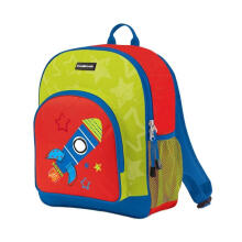 Crocodile Creek Kids Sized Rocket Backpack