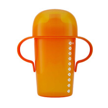 Boon 10117 Sippy Cup Tall - Orange [10 oz]