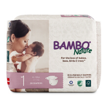 BAMBO NATURE Dream Popok Tape NB - 28