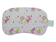 Osc Bantal Latex Baby Small Mouse Pink Multicolor small