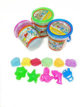 Play Sand Small Bucket ( 279-58 )