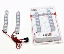 SCARLET RACING -lampu blitz - 3005 new 6 led Ons