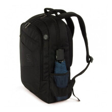 TUCANO Lato Backpack for MBP17 Black - Black