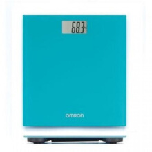 OMRON Digital Weight Scale HN-289 - Biru