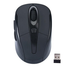 BESSKY Portable 2.4G Wireless Optical Mouse Mice For Computer PC Laptop_