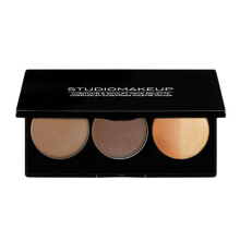 STUDIOMAKEUP Face Sculpting & Highlighting Pallete