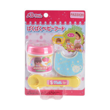 MEL CHAN Baby Food Set - Multicolor