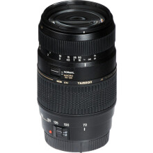 Tamron Lens AF 70-300mm Di F4-5.6 LD Macro 1:2 with Hood for Pentax