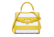 BONIA The Line Satchel M Yellow [860170-101-07]