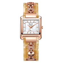Alexandre Christie AC 2611 LH BRGYL Ladies Mother of Pearl Dial Ceramic Strap [ACF-2611-LHBRGYL]