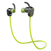 ANKER Earphone SoundBuds Sport Hitam Hijau - A3233HM1 Light Green