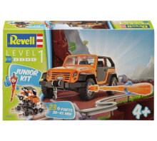 REVELL Off Road Vehicle - Junior Kit - Multicolor