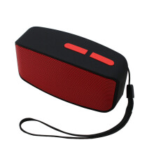 Vinmori Portable Wireless Bluetooth Speaker Stereo MP3 FM Radio Speaker Subwoofer For Smartphone Tablet Laptop