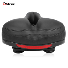 YAFEE Bicycle Seat Saddle with Reflective Strap Cycling Equipment