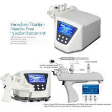 SK - MESOTHERAPY MACHINE VANADIUM TITANIUM NEEDLE MICROCRYSTALLINE WATER