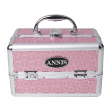 ANNIS Make Up Box D 06 - Pink - Putih