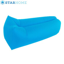 StarHome Lazy Bag Kursi Malas - Sofa Bed Kursi Angin Kursi Lipat Camping Biru LAZY-BAG-BL