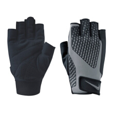 NIKE Mens Core Lock Training Gloves 2.0 - Black/Cool Grey