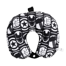 MARVEL Avengers Neck Pillow Avengers - Black
