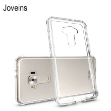 Joveins Ultra Thin Acrylic Case For ZENFONE3 552KL Dirt-resistant Case Transparent Soft High Transparency Case For ZENFONE3 552
